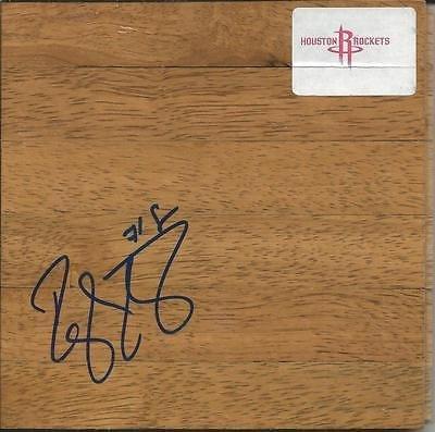 Maryland Floor - DJ Strawberry Signed Floorboard Maryland Rockets