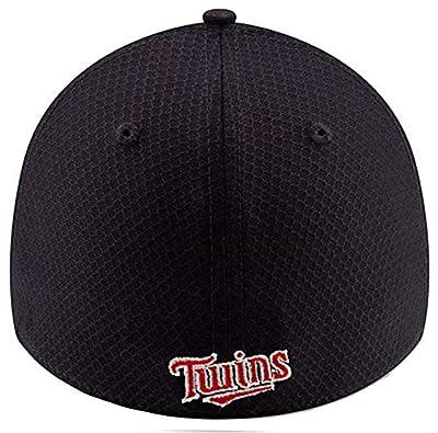 New Era 2019 MLB Minnesota Twins Bat Practice Home Hat Cap 39Thirty 11900150
