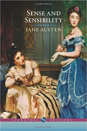 Image result for sense and sensibility book