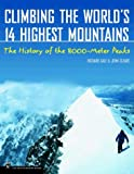 Climbing the World's 14 Highest Mountains, Richard Sale and John Cleare, 0898867274