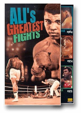 Ali's Greatest Fights - I Shook Up the World (Clay vs. Liston 1964) / Rumble in the Jungle (Ali vs. Foreman 1974) / Thrilla in Manila (Ali vs. Frazier III 1975) [VHS]
