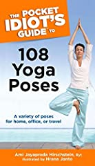 Don't just sit there!  Yoga can be practiced anywhere, but no one wants to lug around a full-sized, soup-to-nuts book. The solution: a book of poses and a few routines to enable one to practice at work, on a business trip, or while vacationin...