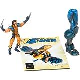 Marvel Legends Apocalypse Series Wolverine (unmasked variant)