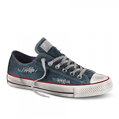 CONVERSE ALL STAR basse jeans 156743C DENIM