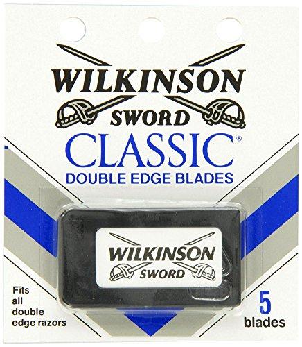 (Wilkinson Sword Double Edge single Razor Cartridge, 30 blades)
