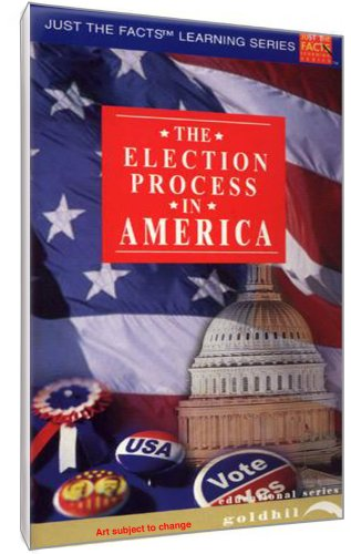 Amazon.com: Just The Facts: The Election Process In America: Just ...