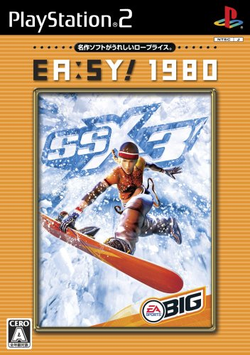 SSX3 (EA:SY! 1980) [Japan Import]