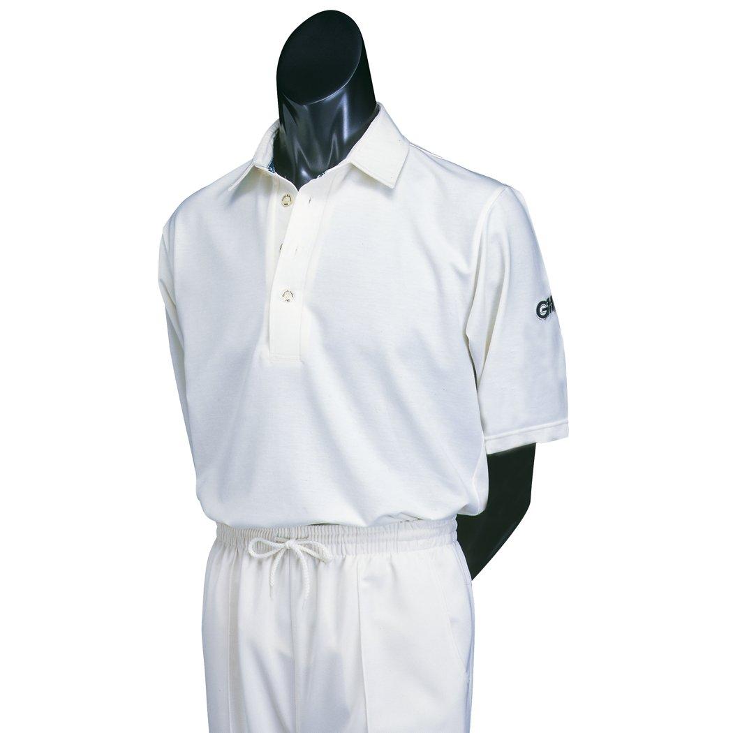 Gunn & Moore Short Sleeve Cricket Shirt