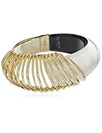 Alexis Bittar Coiled Hinge Bangle Bracelet