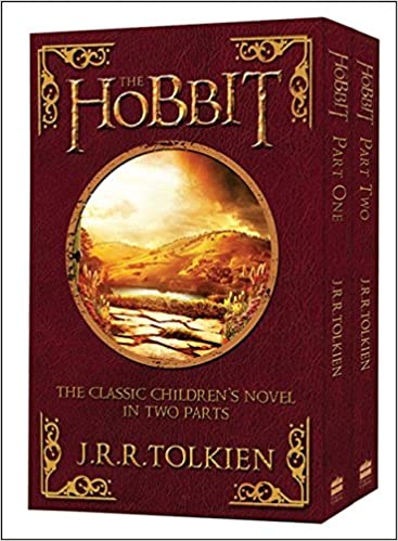 Buy The Hobbit Part 1 And 2 Slipcase Book Online At Low Prices In India The Hobbit Part 1 And 2 Slipcase Reviews Ratings Amazon In