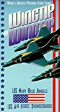 Wingtip to Wingtip - US Navy Blue Angels & US Air Force Thunderbirds