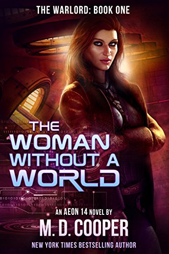 The Woman Without A World by M. D. Cooper ebook deal