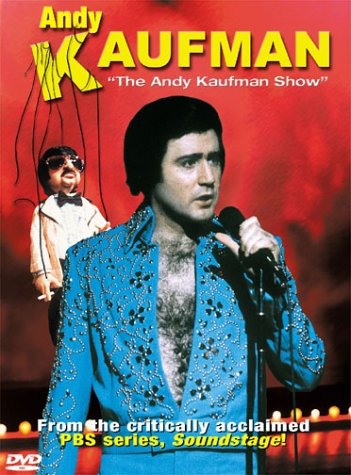 The Andy Kaufman Show by Rhino Theatrical