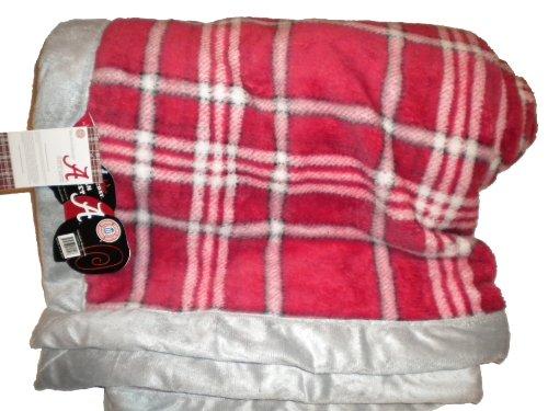 Game Day Stadium Blanket (Alabama Tartan Blanket)