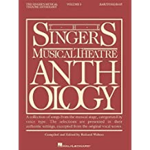The Singer's Musical Theatre Anthology - Volume 3: Baritone/Bass Book Only
