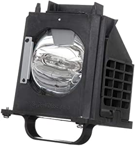 Replacement for Mitsubishi 915B403001 and Other Mitsubishi Model Series, OSRAM P-VIP Brand, TV Lamp Assembly, 82007