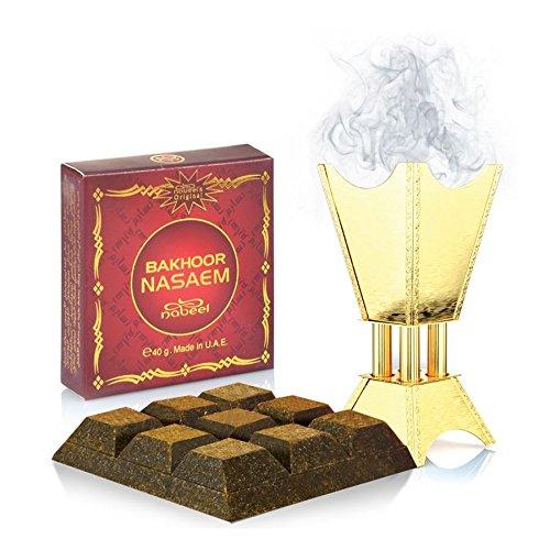Bakhoor Nasaem お香 40 gms B008S0NPFG Nasaem 1 Pack
