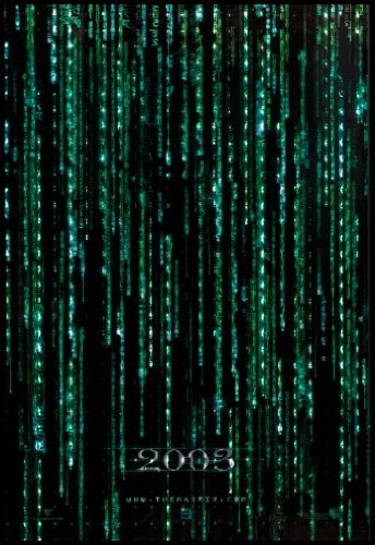 Matrix Poster 24x36