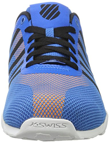 K-Swiss 5410, Zapatillas Hombre Multicolor (Brilliant Blue/Black/White)