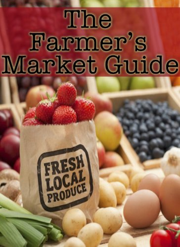 The Farmers Market Guide: Healthy and Fresh Recipes by [Crawford, Jackson, Books, Encore]