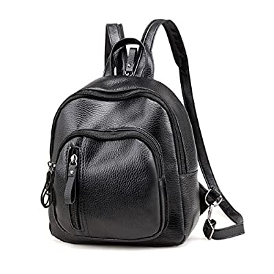 66645e7c6c81 85%OFF Tracy-B Womens Backpack Leather Multi-Way Girls School ...