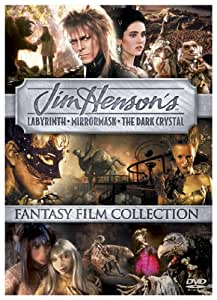 Jim Henson's Fantasy Film Collection (Labyrinth / The Dark Crystal / MirrorMask)