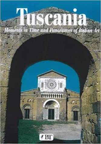 Book Tuscania: Moments in Time and Panoramas of Italian Art
