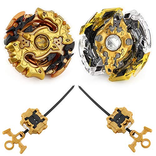 - BBwin Battling Tops Fusion Metal Master 4D Launcher Grip Bey Burst Battle Set High Performance Spinning Top Toy