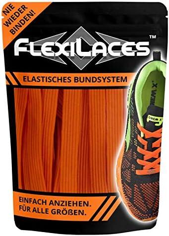 FLEXILACES - elastische Schnürsenkel | nie Wieder Schuhbänder binden