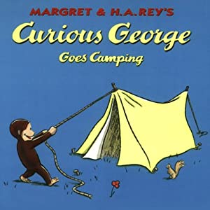 Curious George Goes Camping (Unabridged) Audiobook