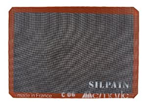 Silpat for Bread, 11.6 x 16.5-inches