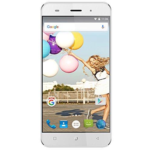 (Orbic Slim - Factory Unlocked Phone - Retail Packaging (Silver))