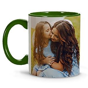 LolaPix Tazas Personalizadas Mamá. Regalos Personalizados con Foto. Taza Personalizada de Cerámica. Taza con Color… 16