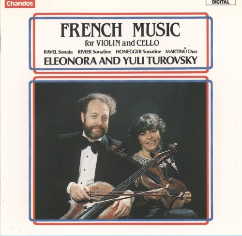 French Music for Violin and Cello