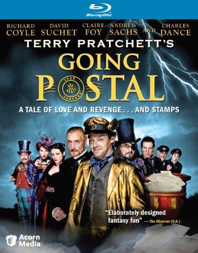 Terry Pratchett's Going Postal [Blu-ray]