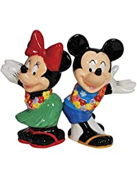 PickUp Disney Mickey and Minnie Mouse Hula Salt and Pepper Shaker Set Magnetized reviews