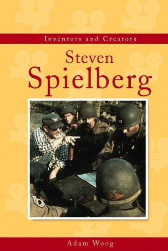 Inventors and Creators - Steven Speilberg