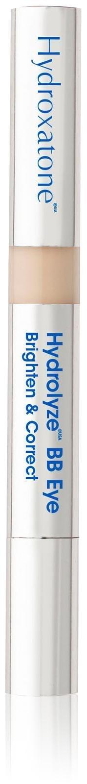 Hydroxatone Hydrolyze Bb Eye Brighten & Correct, Yellow, 0.07 Ounce