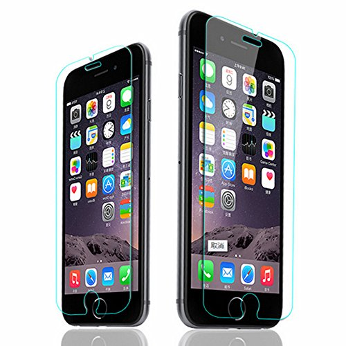 Cell Phone Screen Protector [2 Pack] Tempered Clear Glass Film 0.28mm Premium Anti-Scratch Anti-Fingerprint...