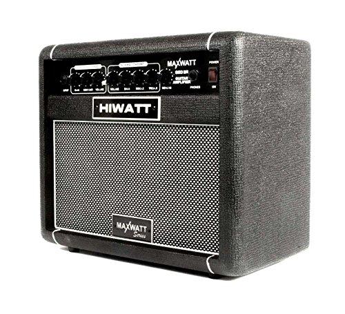 Hiwatt G20/8 amplificador combo para guitarra eléctrica 20 W: Amazon.es: Instrumentos musicales