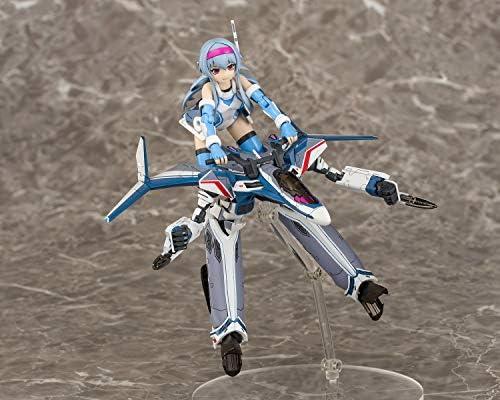 Aoshima Robotech Macross Delta V.F.G. Variable Fighter Girl VF-31J ...