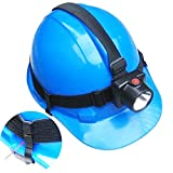 10 Pcs Helmet Clips for Headlamp,Headlamp Hook,hard