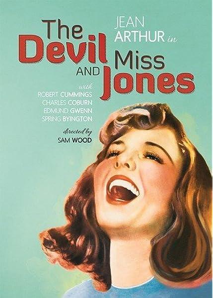 Amazon.com: The Devil and Miss Jones: Jean Arthur, Robert Cummings, Charles  Coburn, Edmund Gwenn, Spring Byington, S.Z. Sakall, William Demarest, Sam  Wood, Norman Krasna: Movies & TV