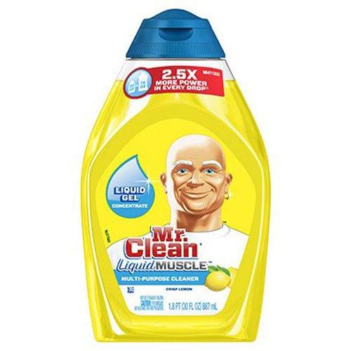 Procter   Gamble 88858 30 Oz Lemon Gel Cleaner