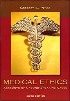 Book Medical Ethics: Accounts of Ground-Breaking Cases