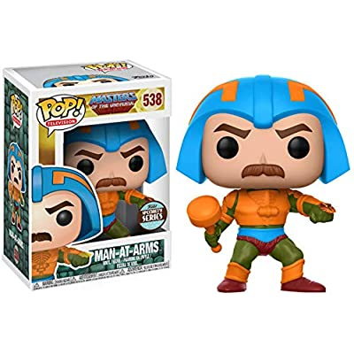 Masters of The Universe Man at Arms POP! Vinyl Figure Standard: Toys & Games