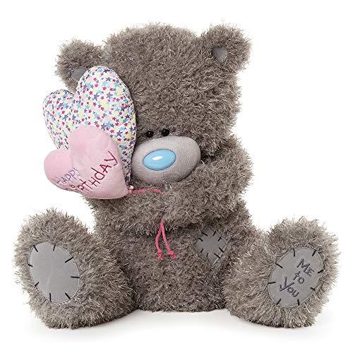 Me To You Happy Birthday Balloons Tatty Teddy Bear