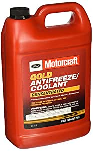 Amazon.com: MOTORCRAFT VC7B GOLD ANTIFREEZE: Automotive