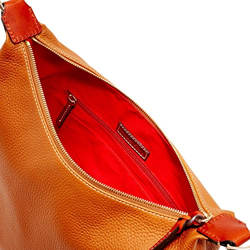 Bag Grain amp; Caramel Pebble Juliette Dooney Bourke Hobo Shoulder Ft4nO0xS