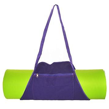 Sencillo Bolso de Yoga con una Sola Bolsa de Lona, Bolsas de ...